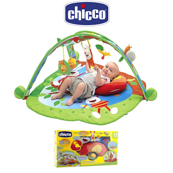 Chicco Deluxe 2 in1 Playpad Playmat