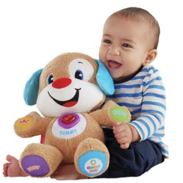 ArgosFisherPrice Laugh  Learn Smart Stages Puppy