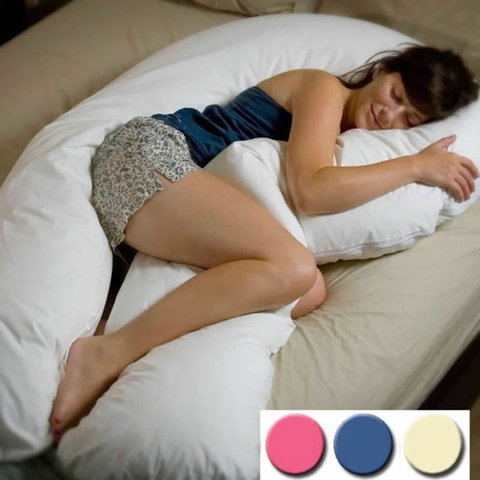 12 Ft Maternity Pillow