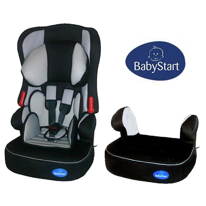 Babystart Beway Booster Car Seat