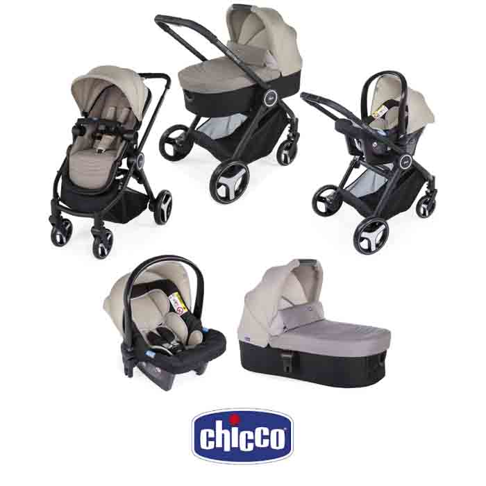 Chicco Trio Best Friend 3-in-1 Travel System