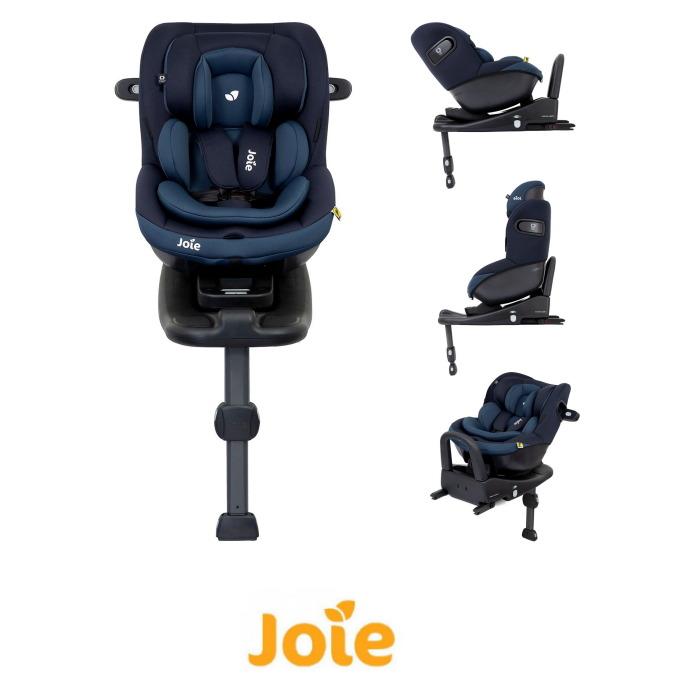 Joie i-Venture Group 0+/1 Car Seat And i-Base Advance ISOFIX Base - Deep Sea