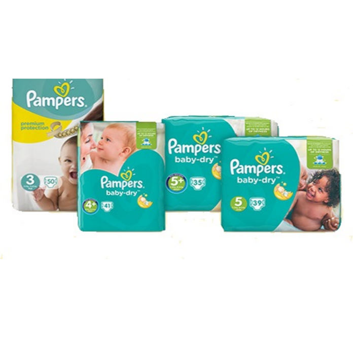 Tesco Pampers Offer Image
