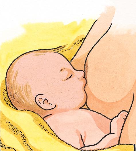 Breastfeeding attach 5