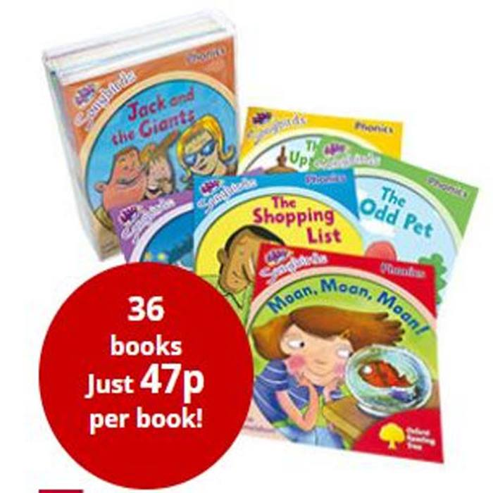 TheBookPeople-Phonics-Collection