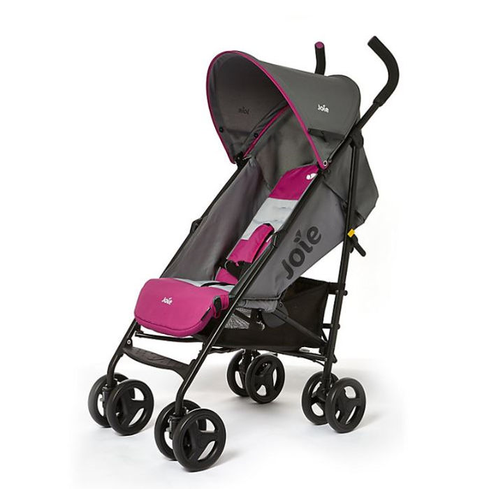 Joie-Stroller-Pink