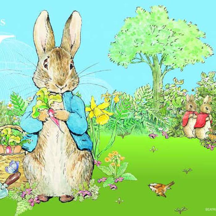 Kew Peter Rabbit
