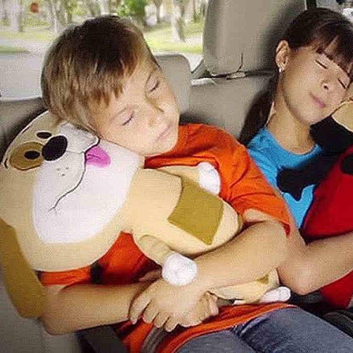 Go Groopie- snuggle car toy