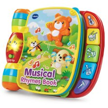 VTech rhymes book 222