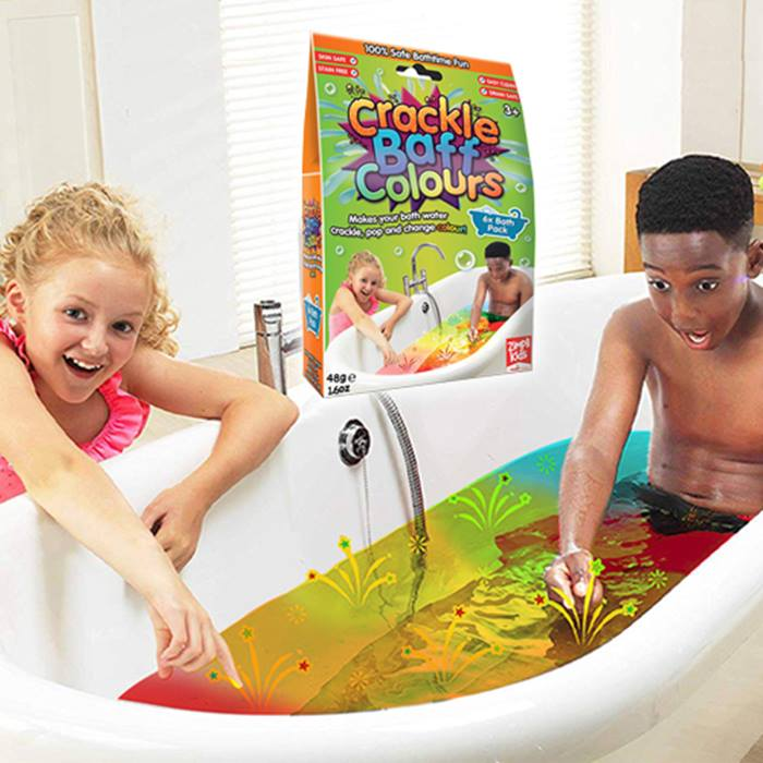 6-Pack of Crackle Baff Colours - 1, 2 or 3-Sets
