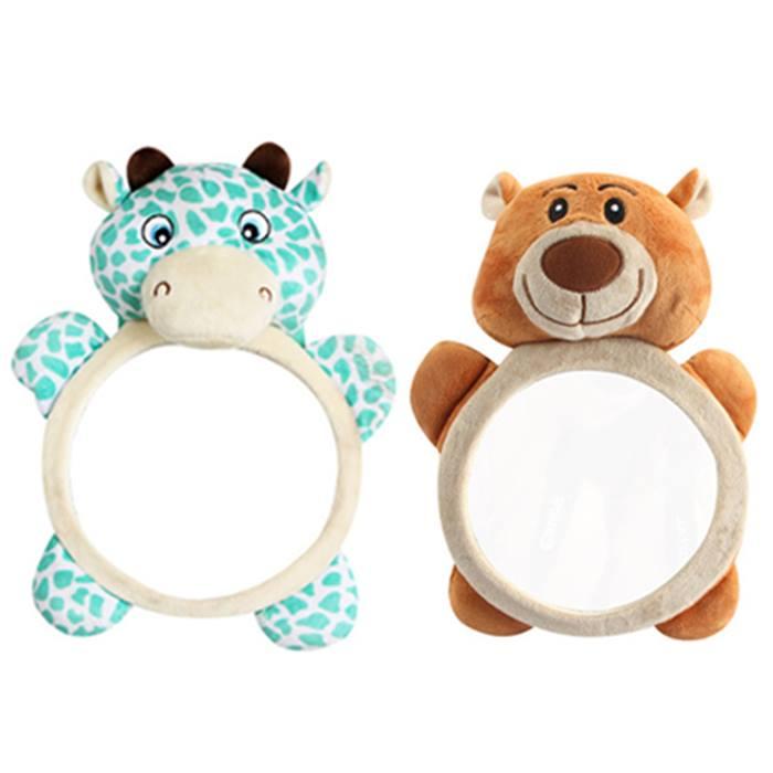 Baby Rear-Facing Mirror - 7 Designs