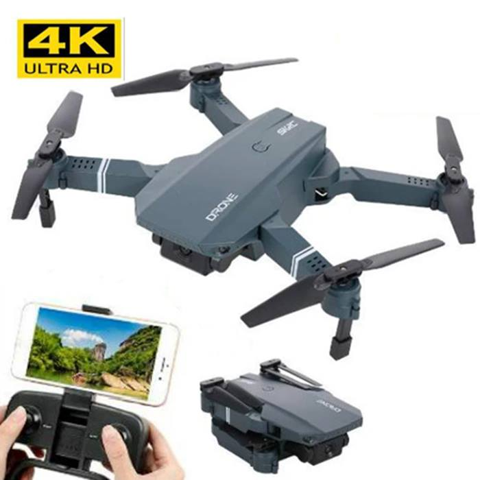Foldable Quadcopter Drone with 720P Camera
