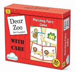 Dear Zoo Matching Pair Game 250