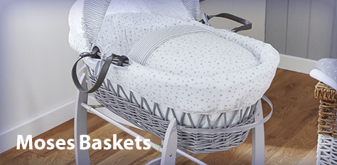 PLO Moses Baskets