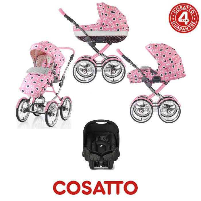 Cosatto Wonder 3 in 1 Travel System - Bon Bon