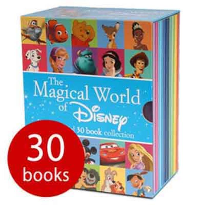 3-4-years-magical-world-of-disney-book-collection