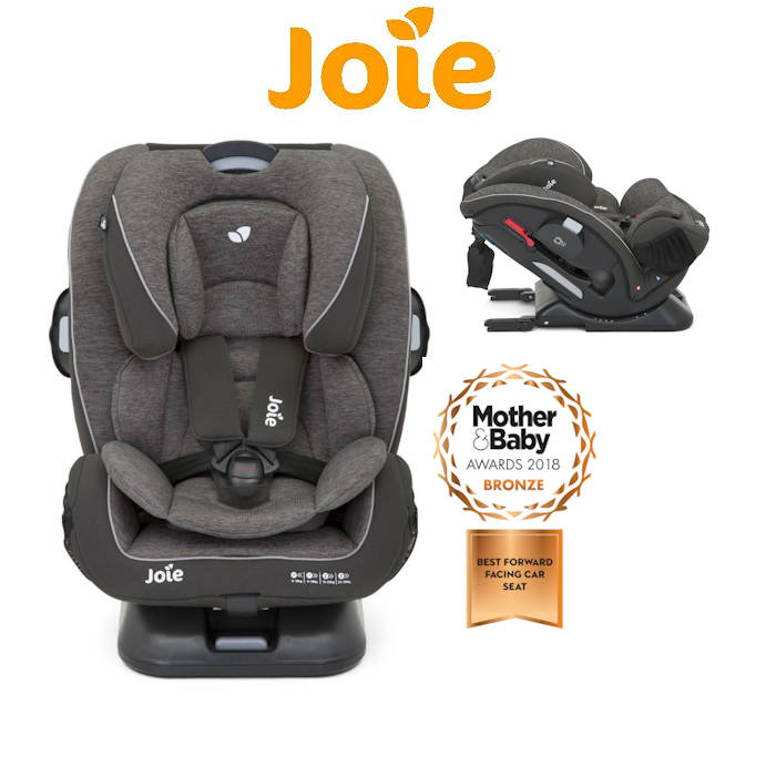 Joie Every Stage FX Isofix Group 0123 Car Seat  Dark Pewter