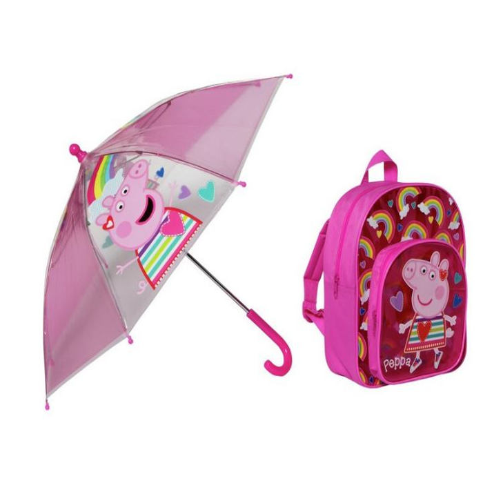 Argos-Peppapig-umbrella-backpack