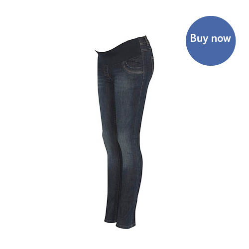Asda – Under the Bump Maternity Skinny Jeans