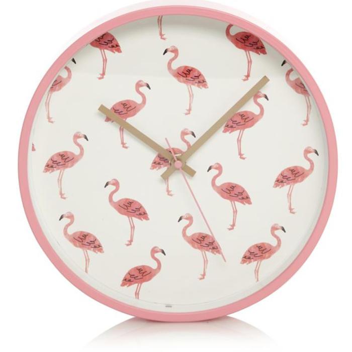 asda-flamingo-clock