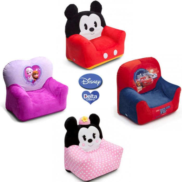 Delta Children Inflatable Club Chair - Disney