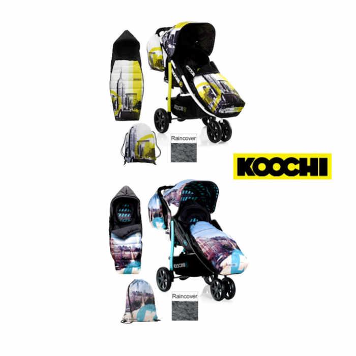 Koochi Pushmatic Stroller