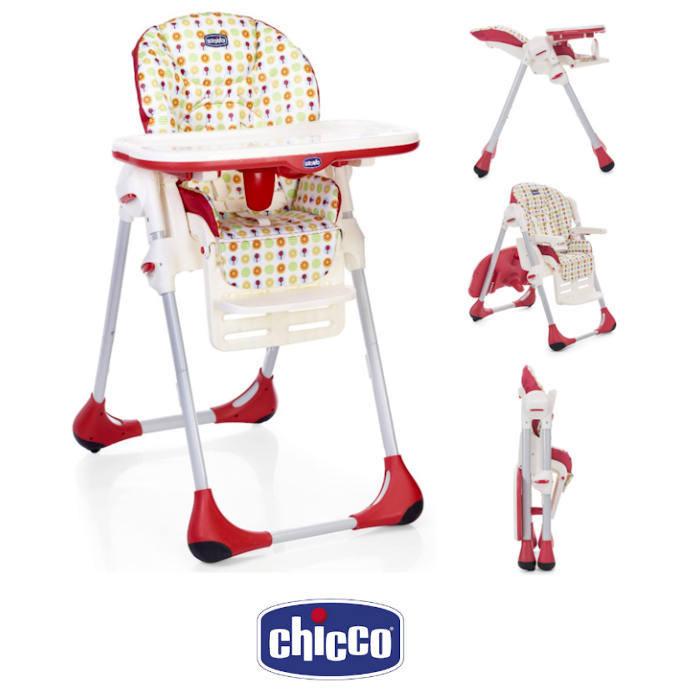 Chicco Polly Easy Highchair - Sunrise