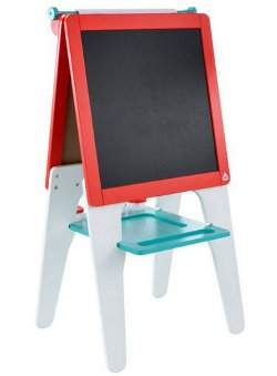 Double Sided Wooden Easel 250