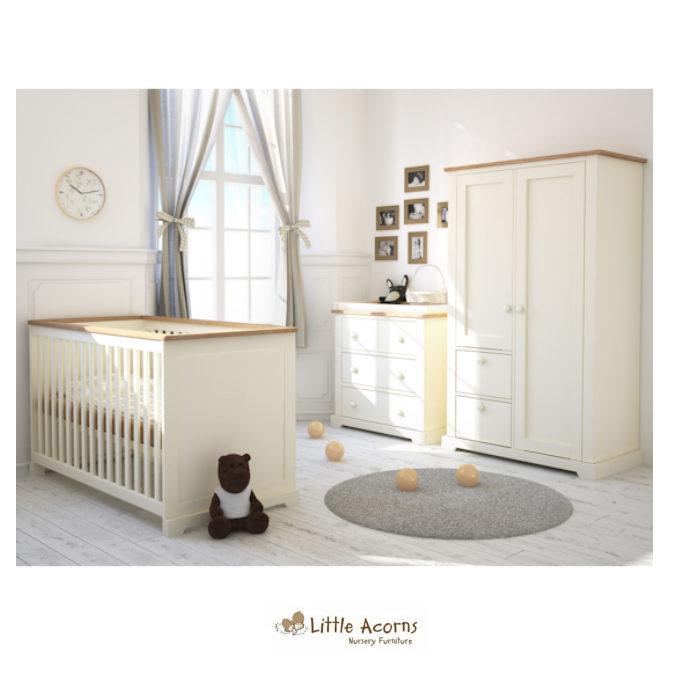 Little Acorns AVA Full Room Set  Foam