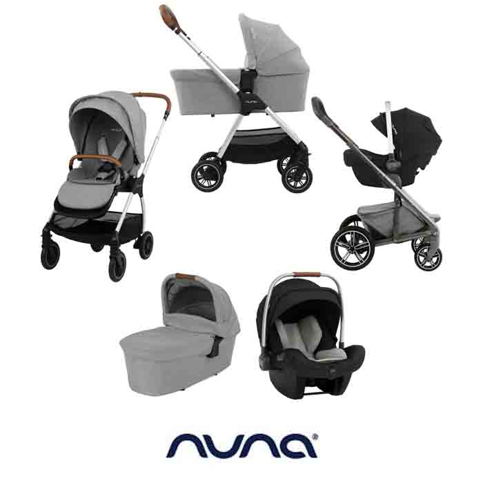 Nuna Triv (Pipa Next) Travel System & Carrycot