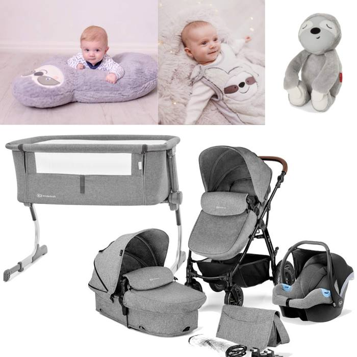 Kinderkraft Moov Travel System Bundle
