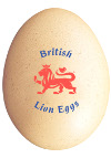 British Lion Eggs logo