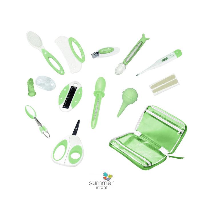 Summer Infant Deluxe Fabric Case Kit