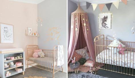 Luxe nursery