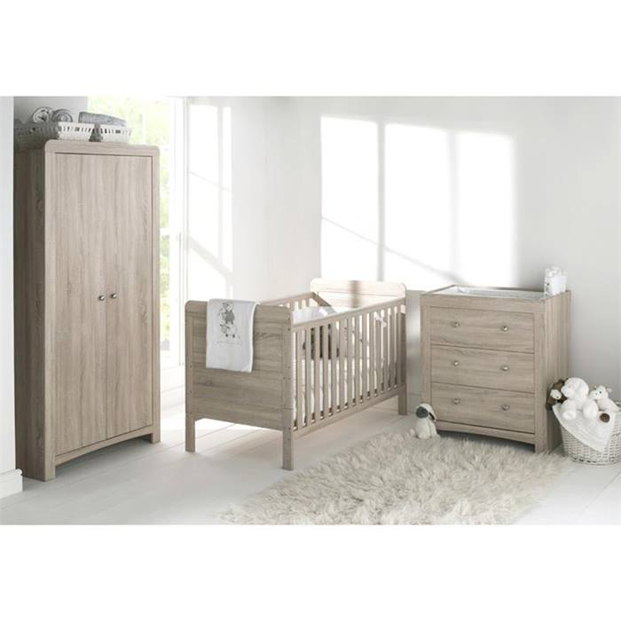 East Coast Fontana 3 Piece Room Set