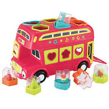 Mothercare shape bus 222