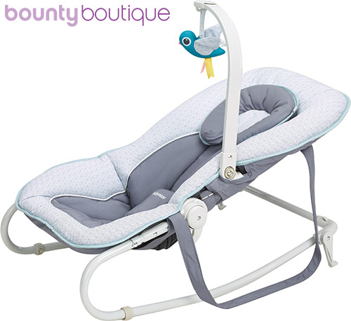 Bounty Boutique - Babymoov Blue Graphik Bouncer