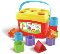 Fisher Price first blocks 250