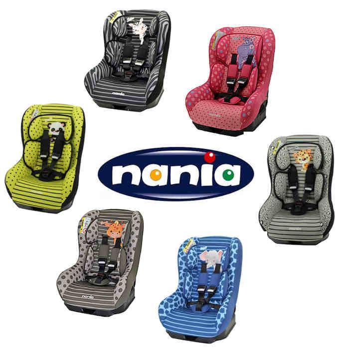 Nania Drive SP Driver Group 0-1 Car Seat