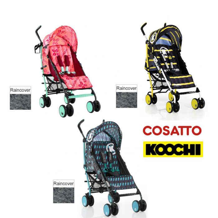 Cosatto Koochi Sneaker Stroller