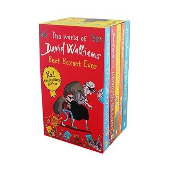 TheWorks-DavidWalliams-Boxset