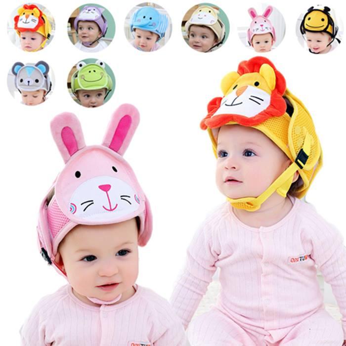 Baby & Toddler Anti-Collision Hat - 8 Animal Styles!