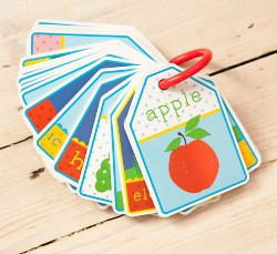 Jojo Maman flash cards 250