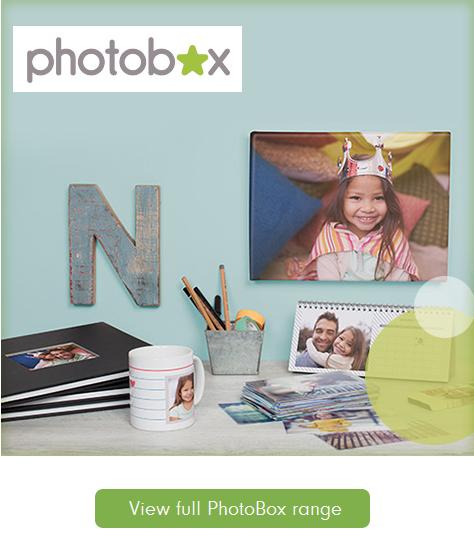 Photobox - View full Photobox range