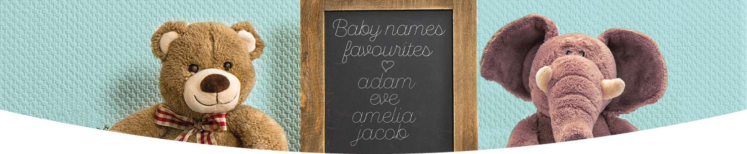 Top baby names around the world | Bounty