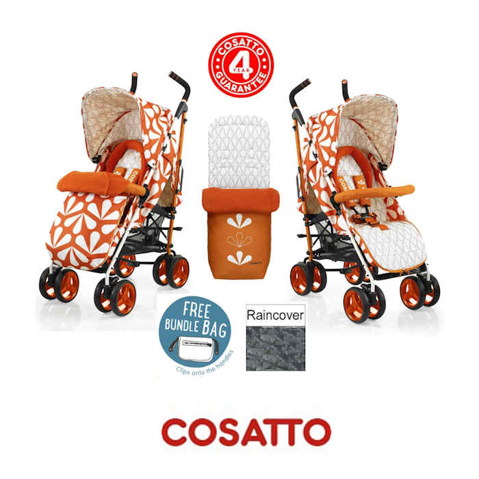 Cosatto ChaCha Stroller - Sunny