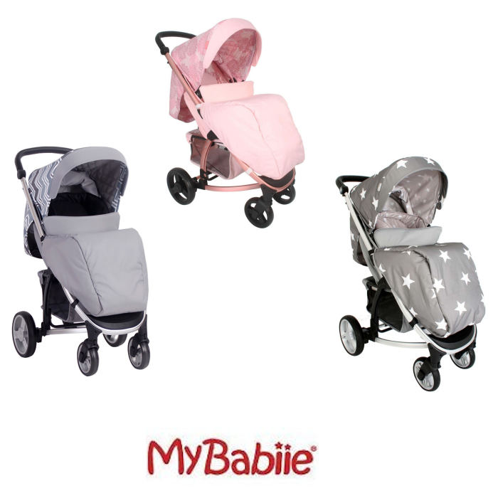 My Babiie MB200 Pushchair Dreamiie Collection