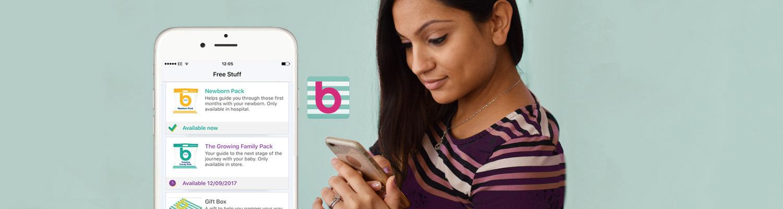 Bounty Pregnancy, Birth and Baby App