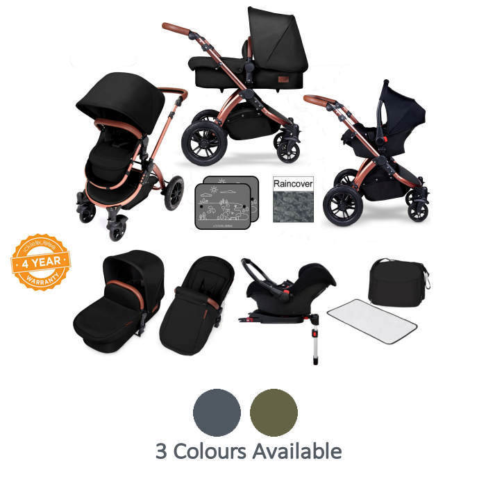 Ickle bubba V4 All In One Travel System Isofix Base