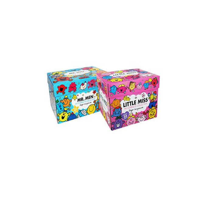 Mr men box collection